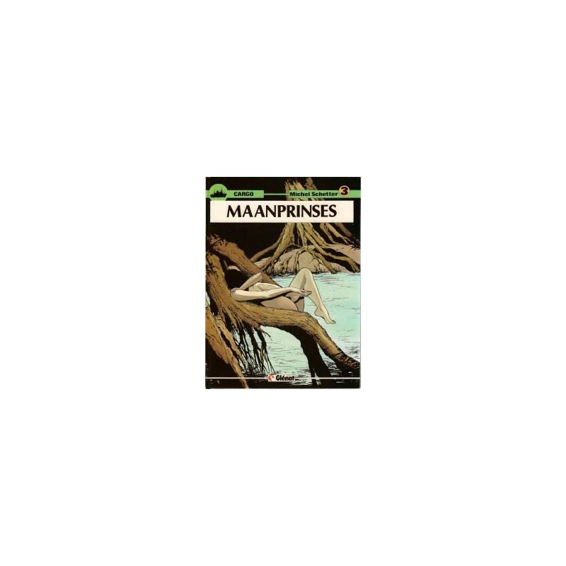 Cargo 03 Maanprinses HC 1e druk 1987