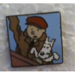 Kuifje speldje Kuifje en Bobbie op de boot