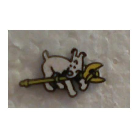 Kuifje speldje De scepter van Ottokar (Bobbie met scepter)