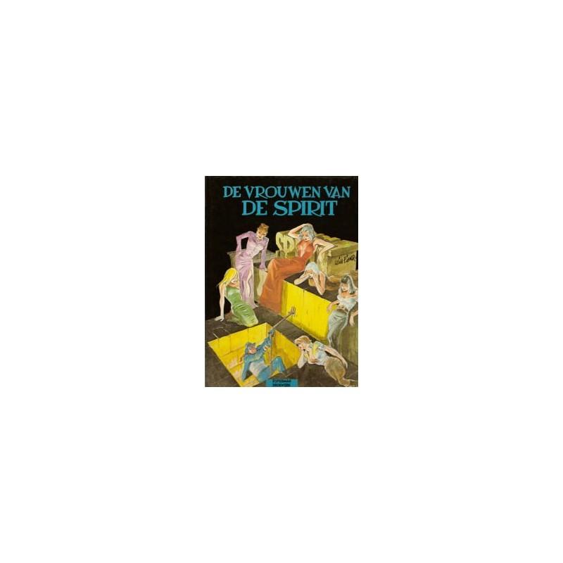 Spirit 01 De vrouwen van de Spirit HC 1e druk 1983