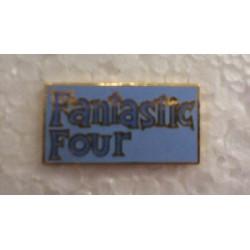 Fantastic Four speldje Logo