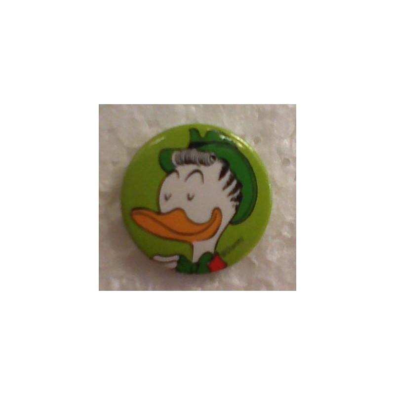 Donald Duck button Guus