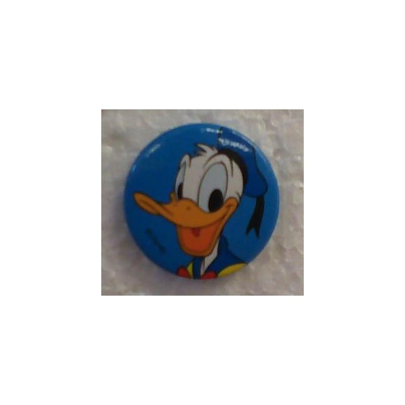 Donald Duck button Donald Duck