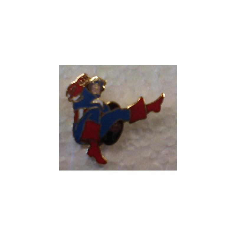Captain America speldje Captain America