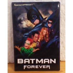 Batman button Batman Forever