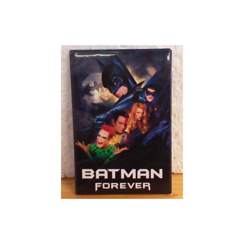 Batman button Batman Forever
