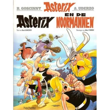 Asterix  09 De Noormannen