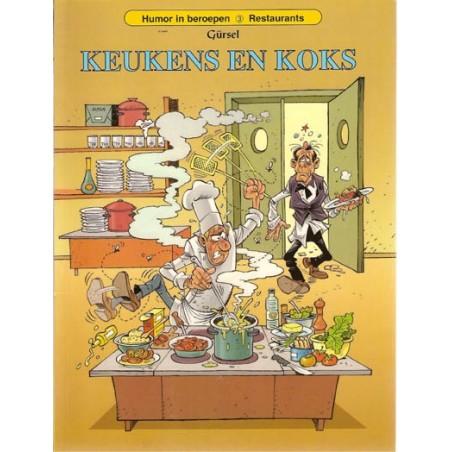 Humor in beroepen 03 Keukens en koks 1e druk 2007