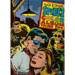 Spirit Color album Volume 2 HC 1e druk 1982 USA
