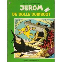Jerom 083 De dolle duikboot 1e druk 1980