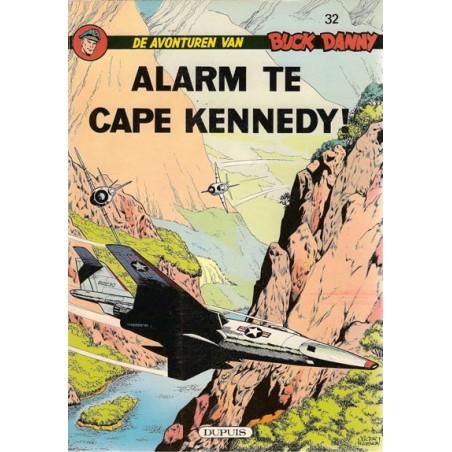 Buck Danny 32 Alarm te Cape Kennedy herdruk