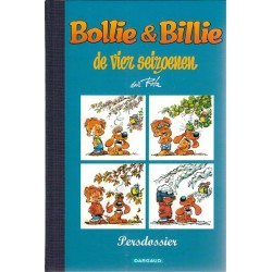 Bollie & Billie Luxe persdossier HC De vier seizoenen 1e druk 1997