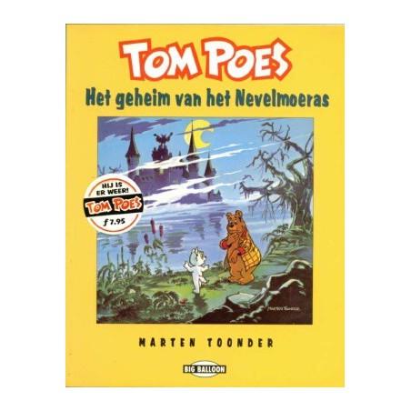 Tom Poes Ballonstrip Big Balloon set deel 1 t/m 6 herdrukken (Heer Bommel)