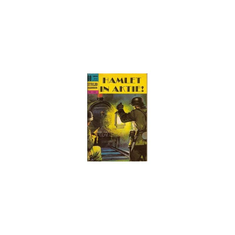 Strijdclassics 1169 Hamlet in aktie! 1e druk 1970