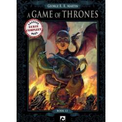 Game of thrones 12 naar George R. R. Martin