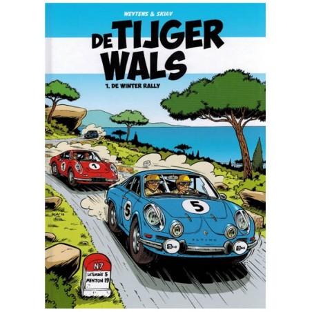 Tijgerwals 01 HC De winter rally 1e druk 2015