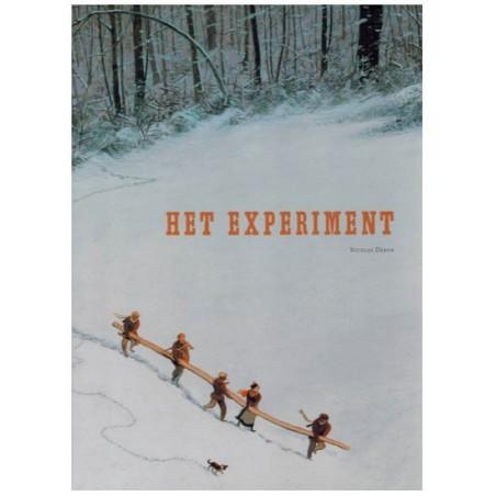 Debon strips HC Het experiment