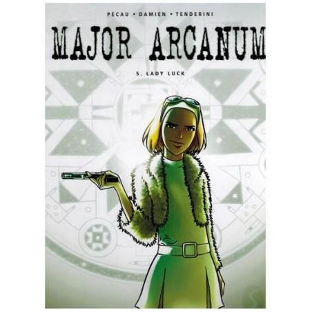 Major Arcanum 05 HC Lady Luck