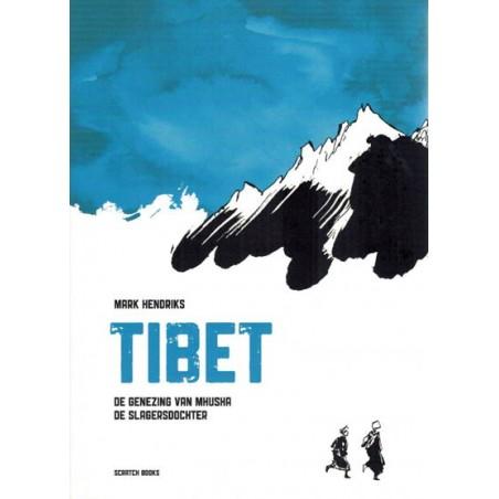 Hendriks strips Tibet De genezing van Mhusha de slagersdochter