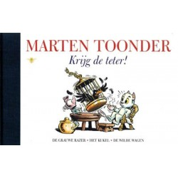 Heer  Bommel & Tom Poes 31 Krijg de teter! HC