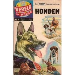 Wereld in beeld 06 Honden 1e druk 1960