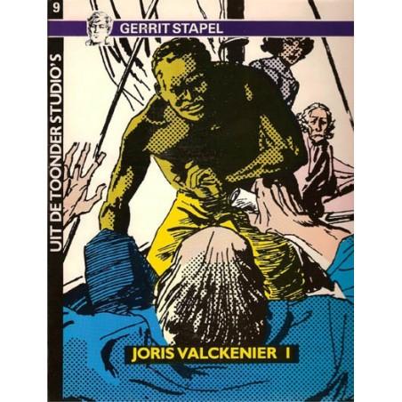 Uit de Toonder Studio's set Joris Valckenier deel 1 & 2 1e druk 1984