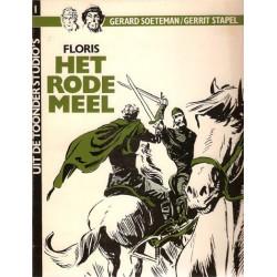 Uit de Toonder Studio's set Floris deel 1 t/m 4 1e drukken 1983-1988