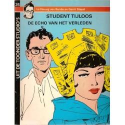 Uit de Toonder Studio's 24% Student Tijloos De echo van het verleden 1e druk 1988