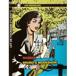 Uit de Toonder Studio's 19 Marion Bruno's modeshow 1e druk 1986