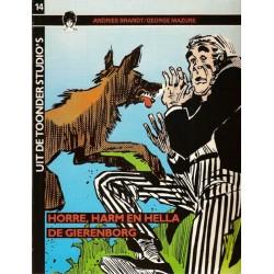 Uit de Toonder Studio's 14 Horre, Harm en Hella De Gierenborg 1e druk 1985