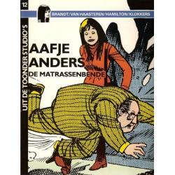 Uit de Toonder Studio's 12 Aafje Anders De matrassenbende 1e druk 1985