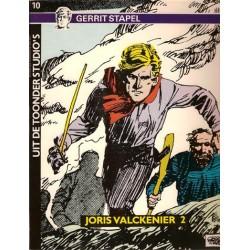 Uit de Toonder Studio's 10 Joris Valckenier 2 1e druk 1984