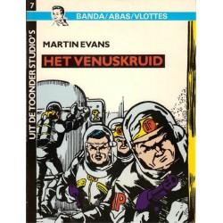 Uit de Toonder Studio's 07 Martin Evans Het venuskruid 1e druk 1984