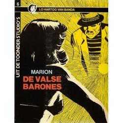 Uit de Toonder Studio's 06 Marion De valse barones 1e druk 1984