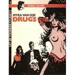 Uit de Toonder Studio's 02 Myra van Dijk Drugs 1e druk 1983