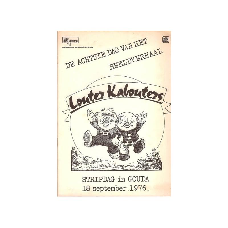 Stripdag Gouda Louter Kabouter De achtste dag van het beeldverhaal 1976