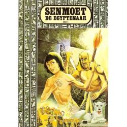 Senmoet de Egyptenaar 01 Jacht langs de Nijl / Het goud van de farao 1e druk 1982