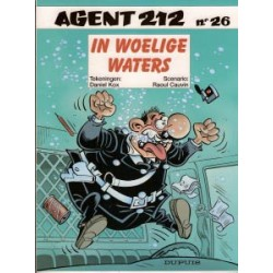 Agent 212 26<br>In woelige waters