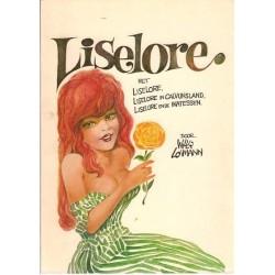 Liselore set deel 1 & 2 1e drukken 1983