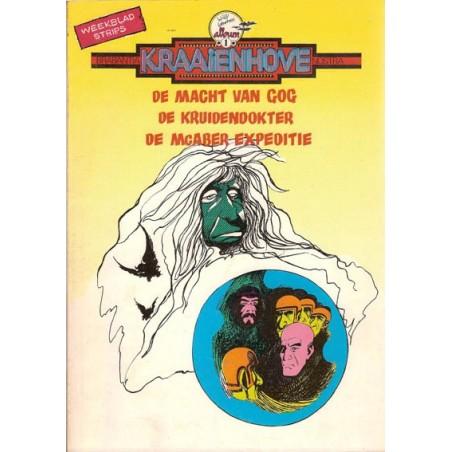 Kraaienhove set Brabantia Nostra deel 1 t/m 3 1e druk 1976