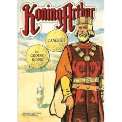 Koning Arthur 01 Lancelot / Gawain en de groene ridder 1e druk 1986