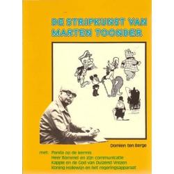 Heer Bommel De stripkunst van Marten Toonder 1e druk 1976 (Tom Poes)