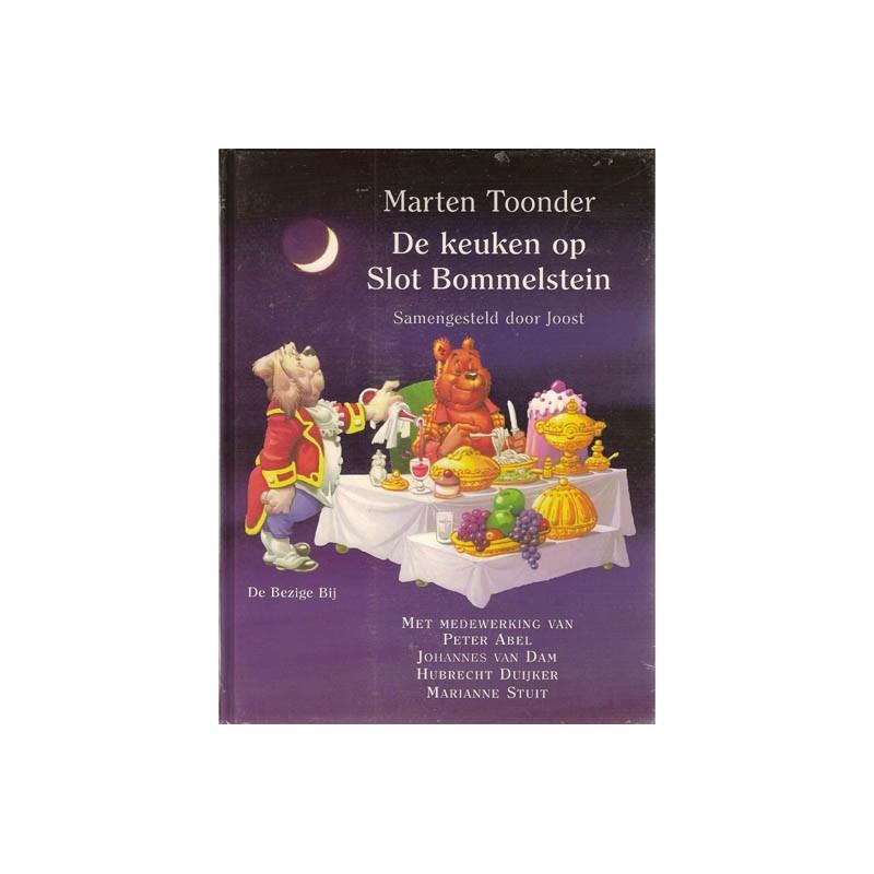 Bommel De Keuken Op Slot Bommelstein Hc 1e Druk De Strip Aap