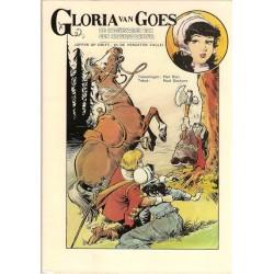 Gloria van Goes 01 De lotgevallen van een Kapersdochter 1e druk 1982