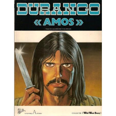 Durango 04 Amos 1e druk 1984