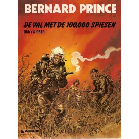 Bernard Prince 14 De val met de 100.000 spiesen herdruk