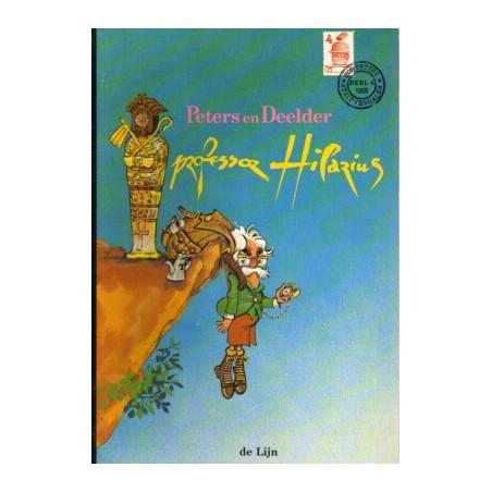 Peters strips 04 Professor Hilarius 1e druk 1985
