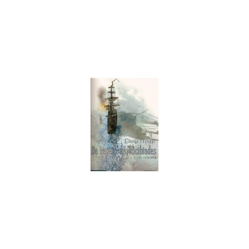 Kapers van Alcibiades 03 De Fransman 1e druk 2007
