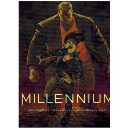 Millennium D05 Gerechtigheid I (Stieg Larsson)