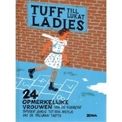 Lukat strips HC Tuff ladies 24 opmerkelijke vrouwen